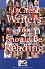 """""""50 Great Writers You Should Be Reading"""""""