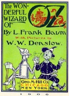 """""""The Wonderful Wizard of Oz"""""""